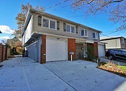 Extra wide home located in prime Manor Heights STATEN ISLAND, NY